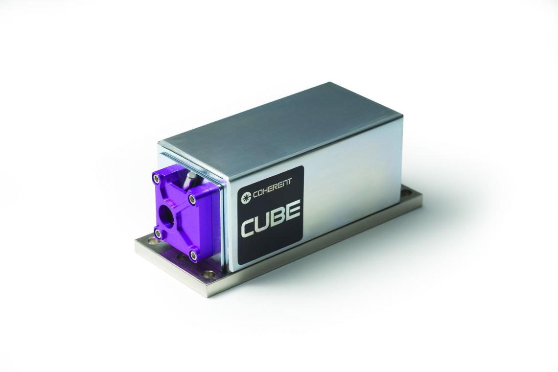 Coherent CUBE Solid State Lasers