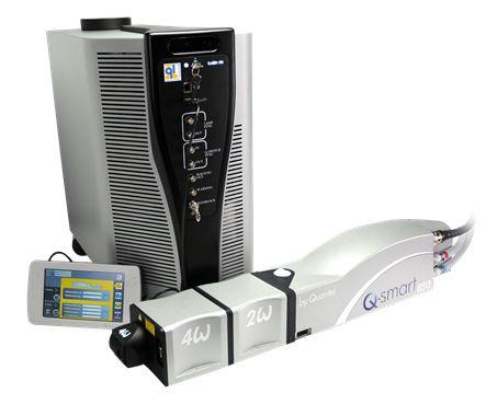 Quantel Q-Smart Q-Switched Nd:YAG Laser Series (100-850mJ)