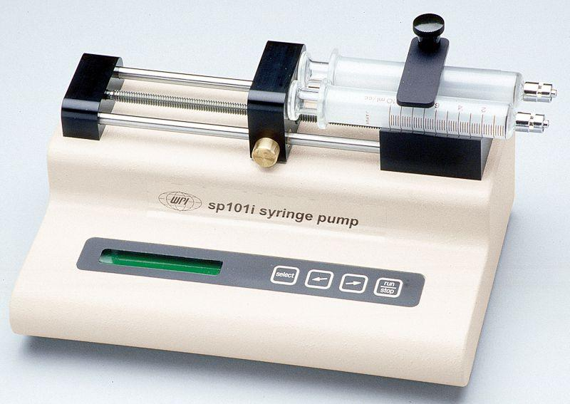 WPI Two-syringe Microdialysis Pump