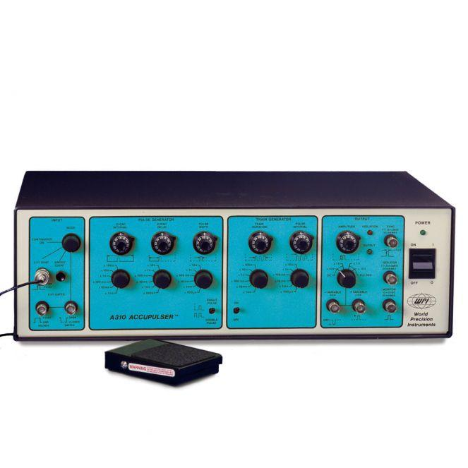 WPI A300 Multi-channel Pulse Generator
