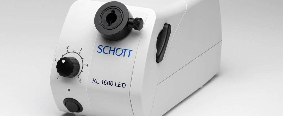Schott KL 1600 LED Light Source