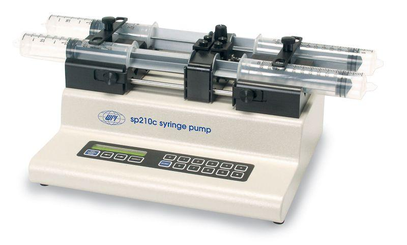 WPI Continuous Cycle Syringe Pump