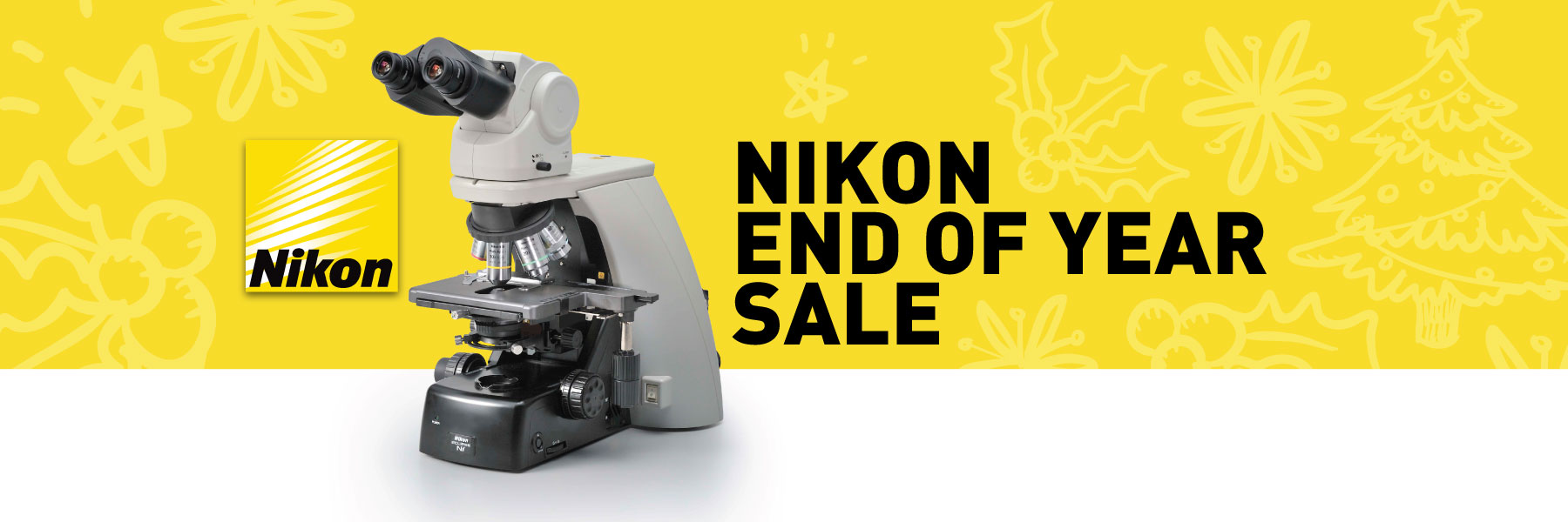 Nikon End of Year Sale