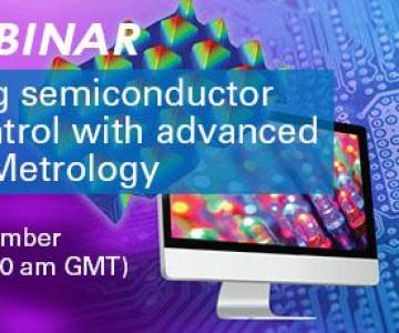 Webinar : Accelerating Semiconductor Processes Control
