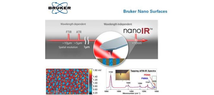 Webinar : New Advances in Nanoscale IR Spectroscopy